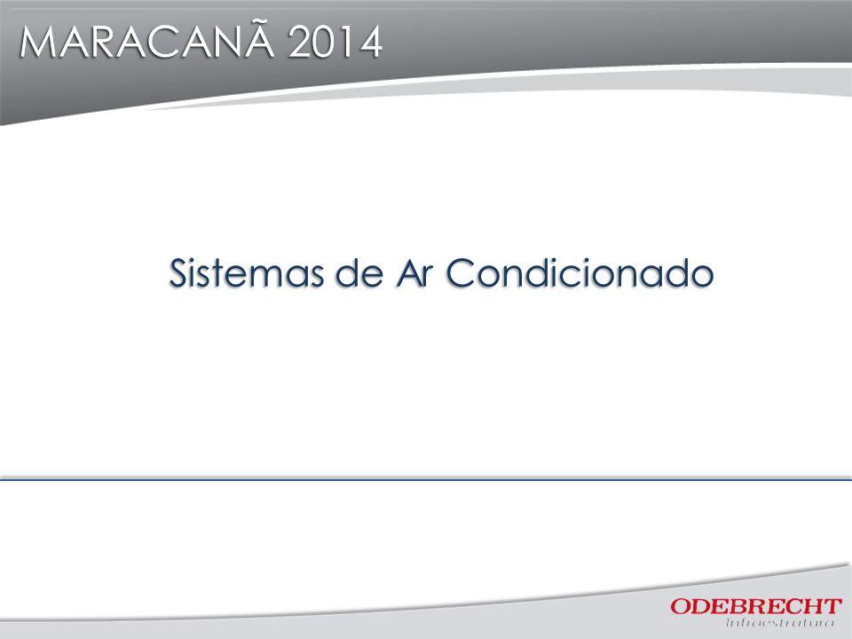 MARACANÃ 2014 Sistemas de Ar Condicionado MARACANÃ 2014