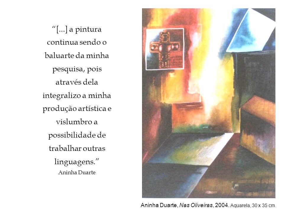 A poiésis de Aninha Duarte: a cruz como redenção e expressão. Autoras: Marileusa de Oliveira Reducino Soraia Cristina Cardoso Lelis