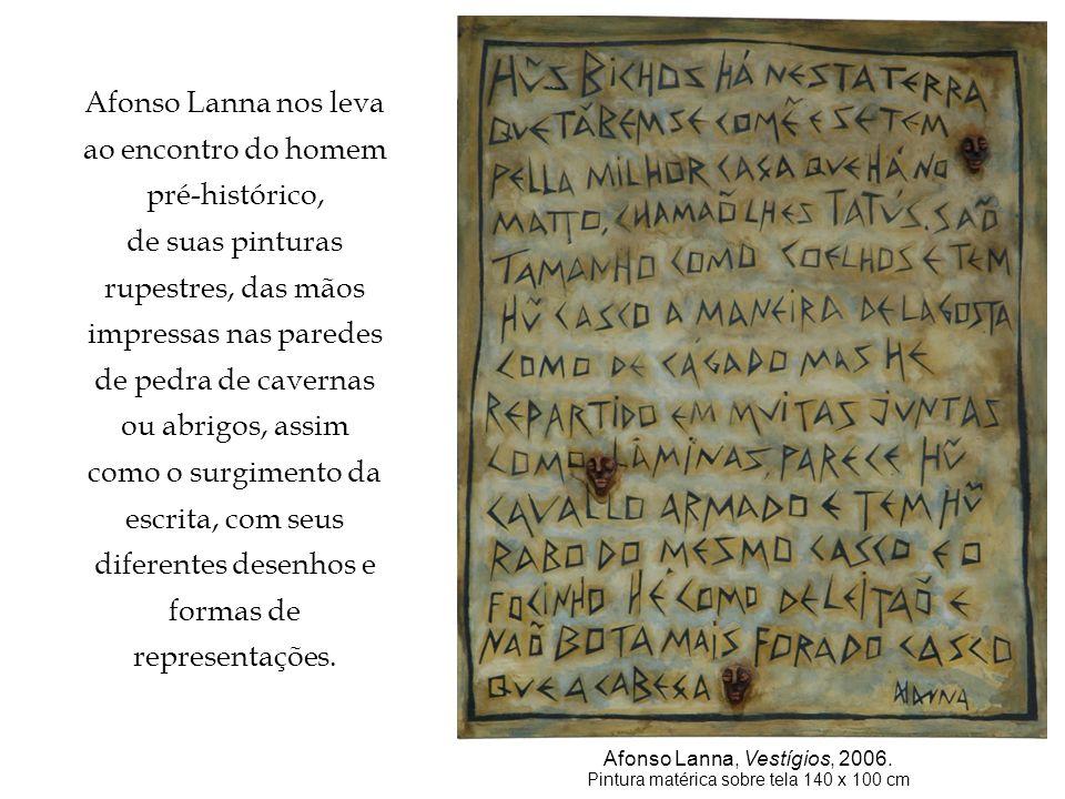 Diálogo com duplos: os Vestígios de Afonso Lanna. Autores: Hélio de Lima Valéria Carrilho da Costa