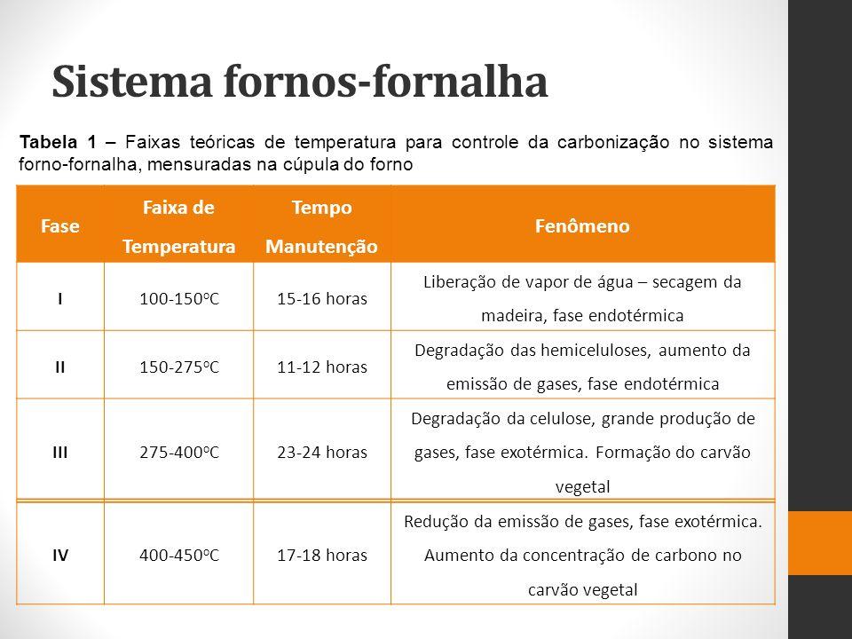 Sistema fornos-fornalha Figura 1 – Planta baixa do sistema fornos-fornalha, com medidas em centímetros.