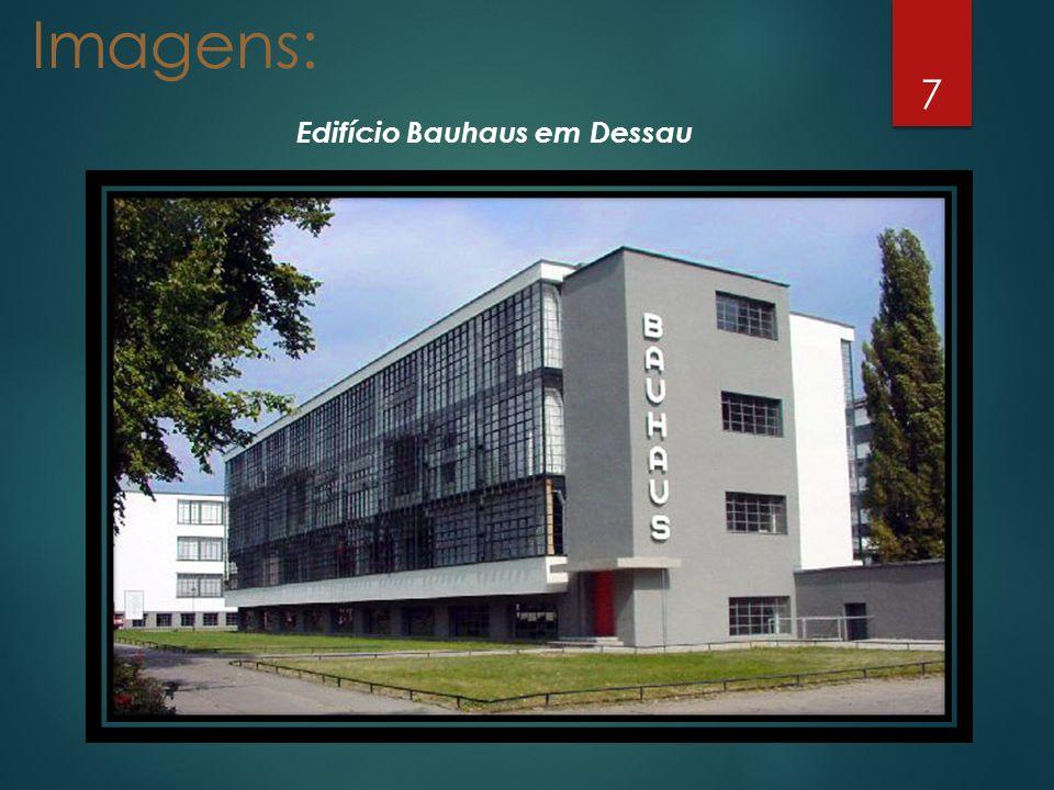 Imagens: 7 Edifício Bauhaus em Dessau