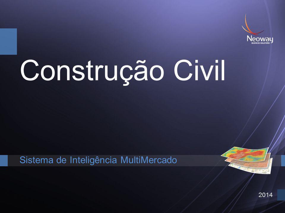2014 Construção Civil Sistema de Inteligência MultiMercado