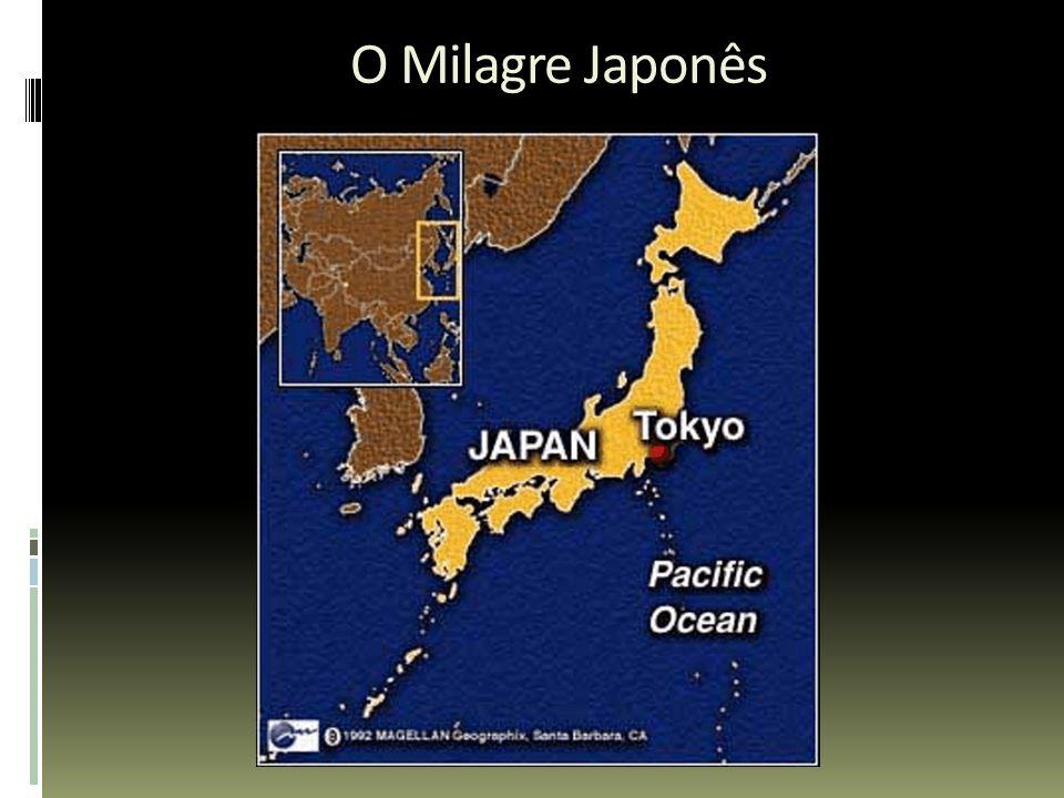 O Milagre Japonês