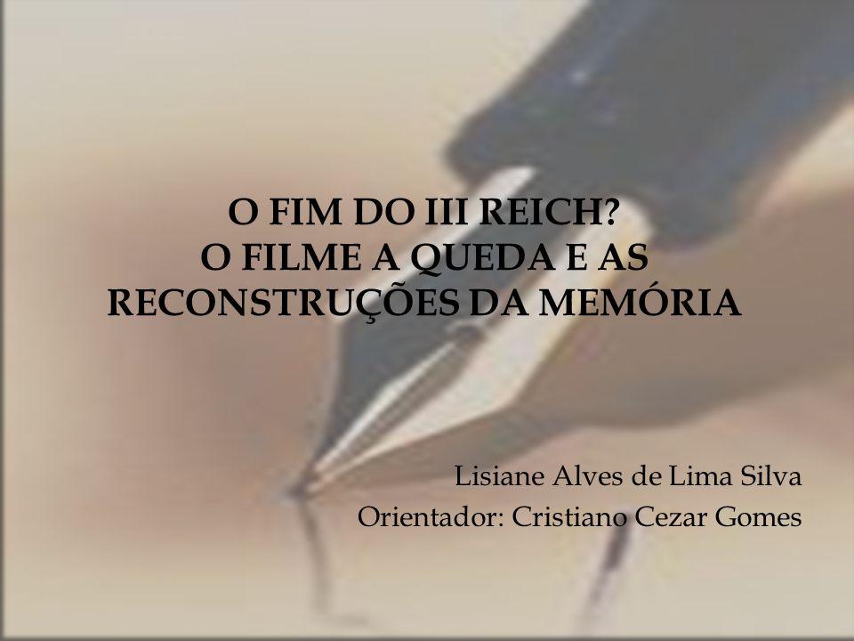 O FIM DO III REICH.