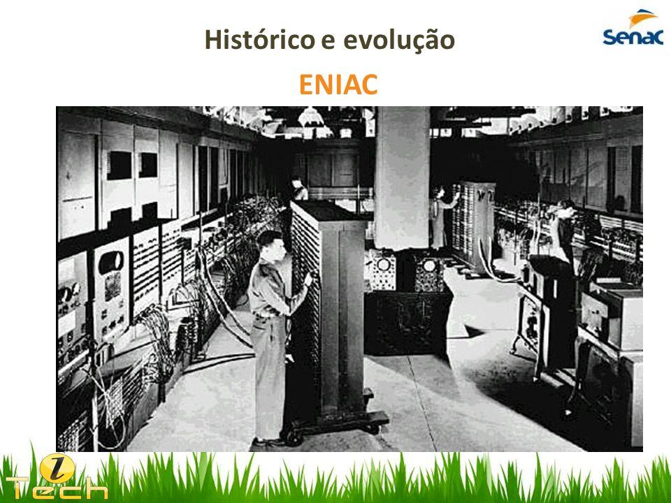 ENIAC Histórico e evolução