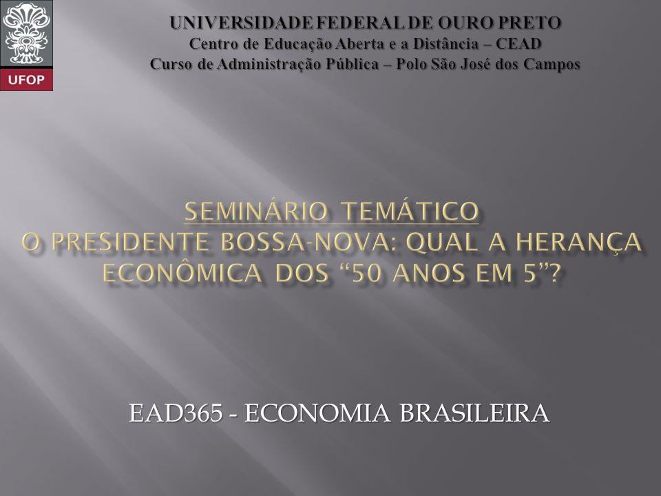 EAD365 - ECONOMIA BRASILEIRA