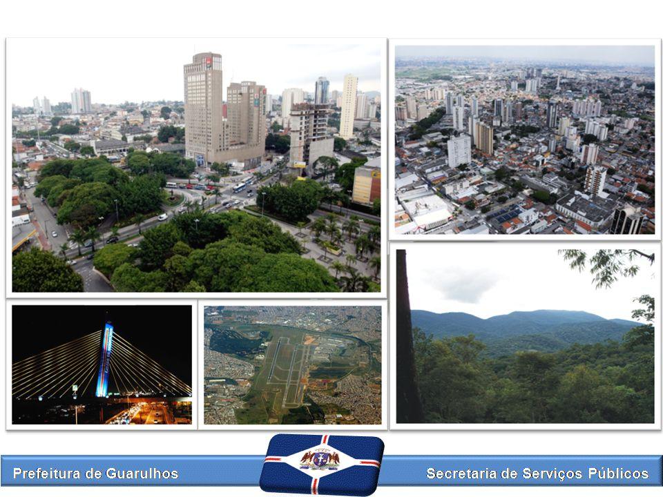 DADOS GERAIS DO MUNICÍPIO Indústrias 4.079 Construção civil 961 Comércio 17.831 Serviços 14.752 Fonte: RAIS 2008 Fonte: IBGE