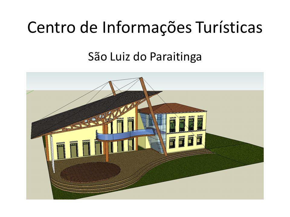 Centro de Informações Turísticas São Luiz do Paraitinga