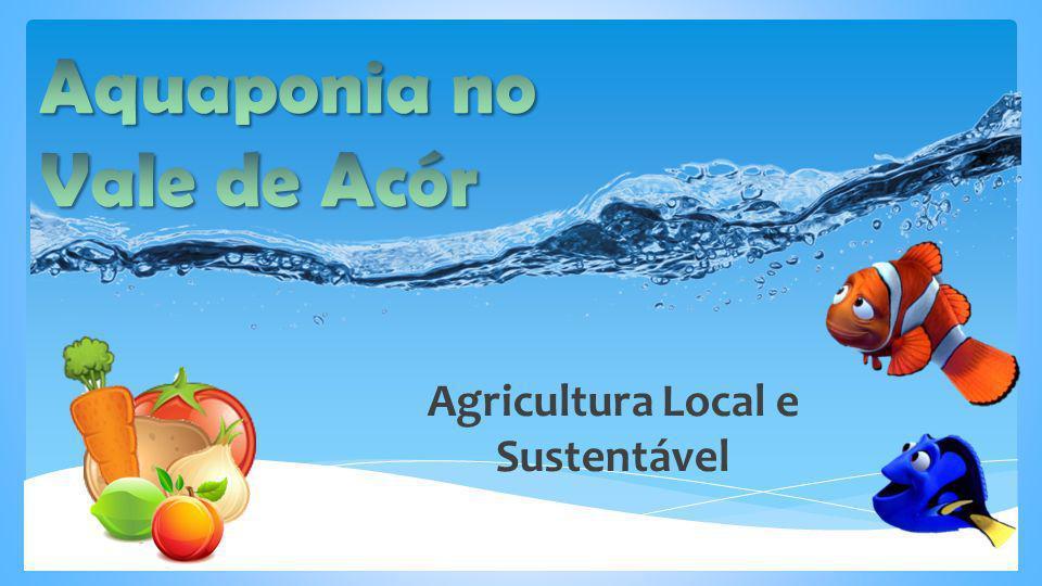 Agricultura Local e Sustentável
