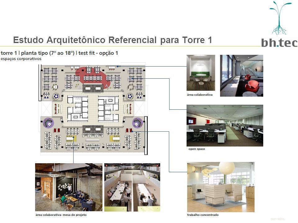 17© 2011 Accenture. Todos os direitos reservados. Estudo Arquitetônico Referencial para Torre 1