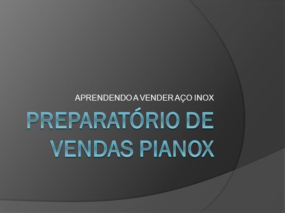 APRENDENDO A VENDER AÇO INOX