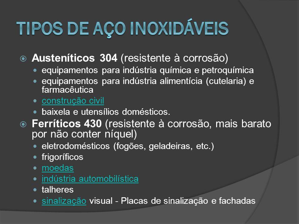 Austeníticos 304 (resistente à corrosão) equipamentos para indústria química e petroquímica equipamentos para indústria alimentícia (cutelaria) e farm