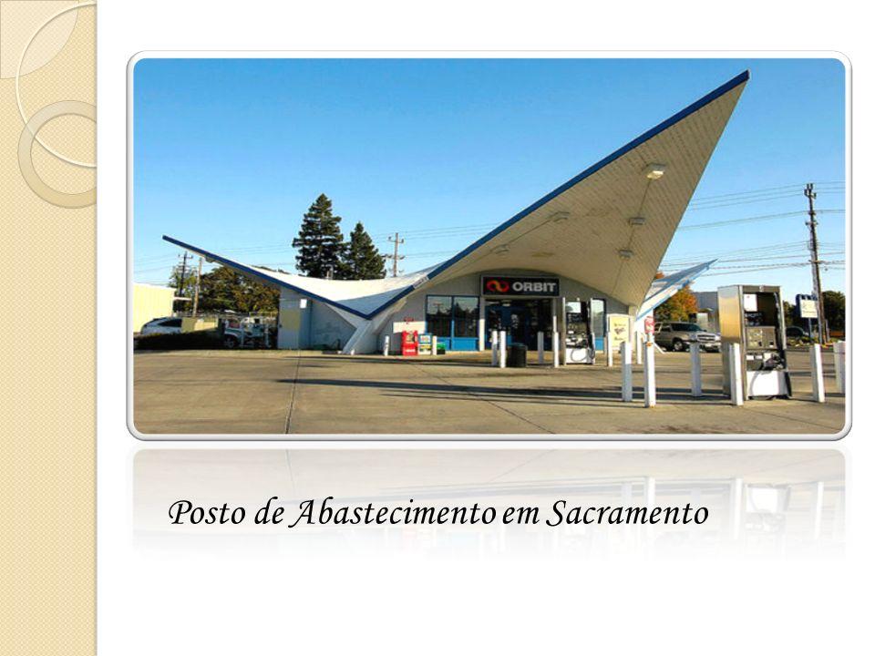 Posto de Abastecimento em Sacramento