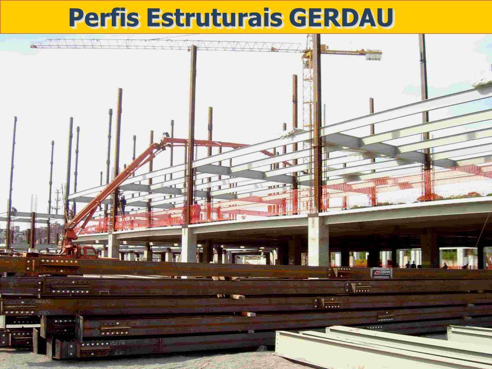 Perfis Estruturais GERDAU