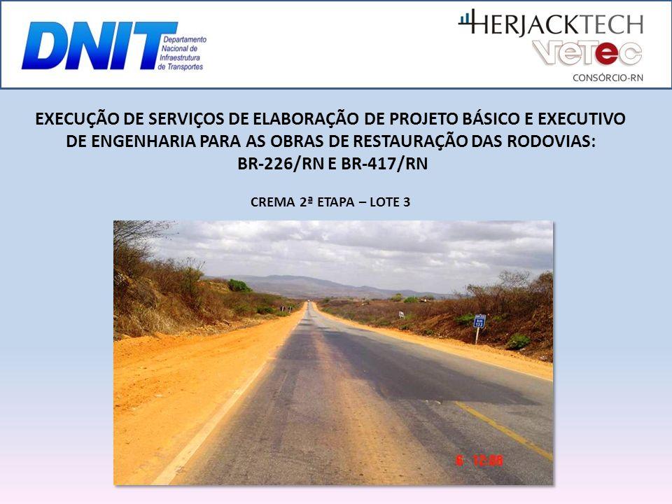 BR 427 – MELHORIA E IMPLANTAÇÃO DE ACOSTAMENTO PONTILHÃO KM 69,5