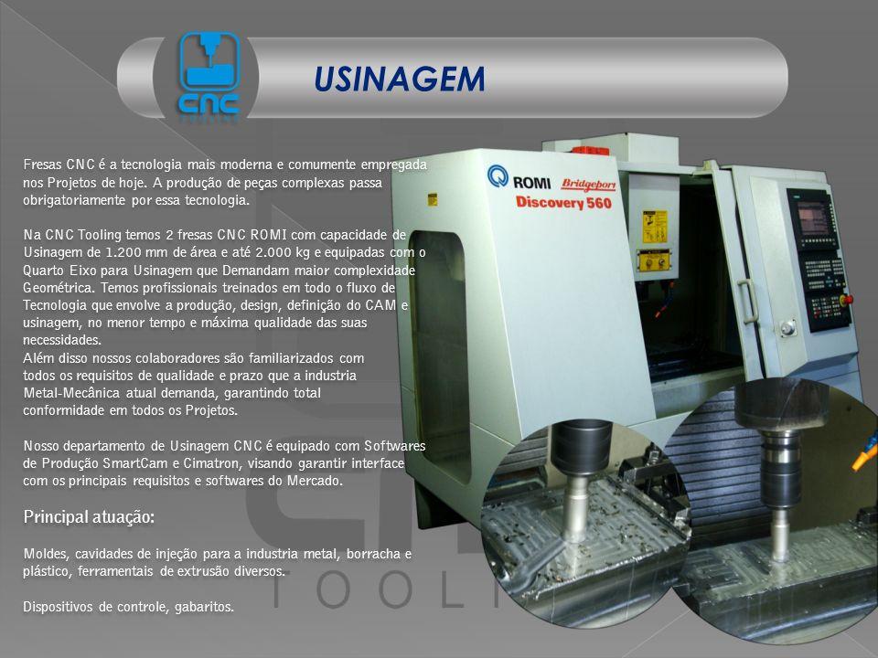 Fresas CNC é a tecnologia mais moderna e comumente empregada nos Projetos de hoje. A produção de peças complexas passa obrigatoriamente por essa tecno