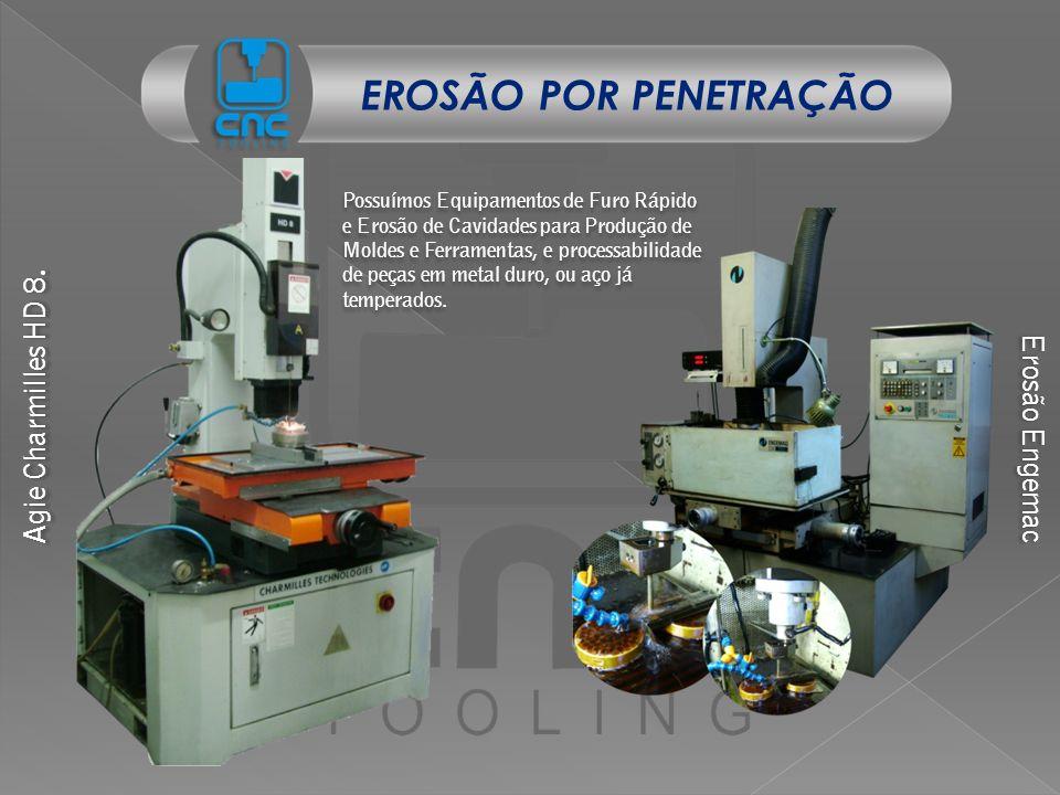 Usinagem Convencional (Fresadoras e Retíficas) Dispomos de Equipamentos de Usinagem Convencional utilizados em complementação e suporte as nossas competencias em máquinas CNC.