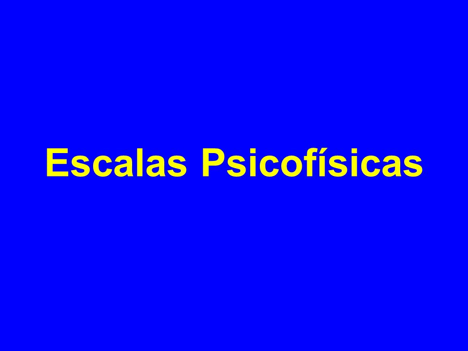 O que é construir escalas .Scaling is the assignment of objects to numbers according to a rule.