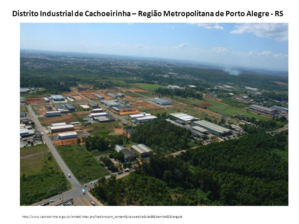 http://www.cachoeirinha.rs.gov.br/smdet/index.php?option=com_content&view=article&id=66&Itemid=83&lang=pt Distrito Industrial de Cachoeirinha – Região