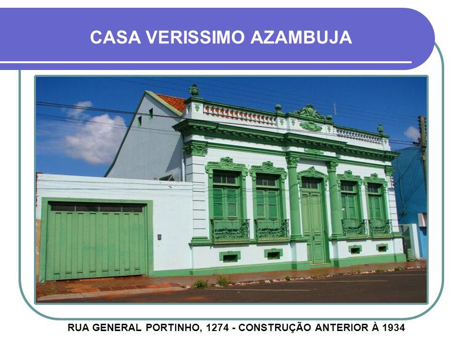 CORSAN AVENIDA PRESIDENTE VARGAS, 335 - CONSTRUÇÃO 1918
