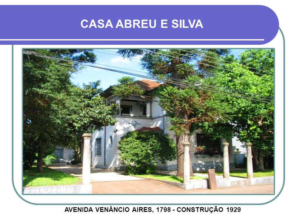 COLÉGIO RIO BRANCO AVENIDA GENERAL OSÓRIO, 860 - CONSTRUÇÃO 1915