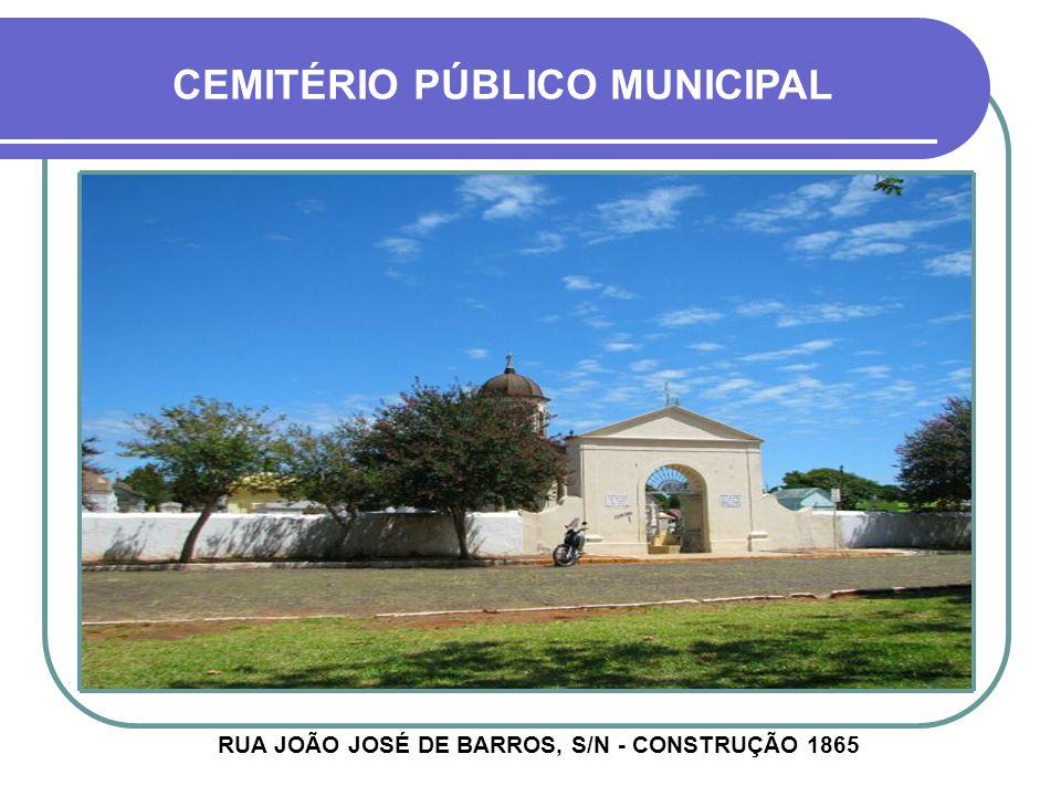 ARMAZÉM O BOLICHÃO AVENIDA GENERAL OSÓRIO, 379 - CONSTRUÇÃO FINAL DO SÉCULO XIX