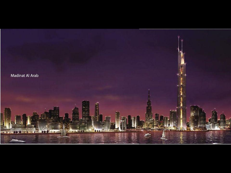 a orla de Dubai.