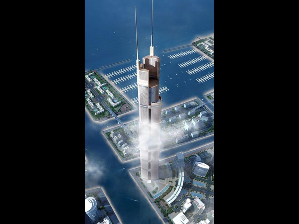 Recentemente foi anunciado que a altura final desta torre será 1200 metros. Isso a tornaira 30% mais alto que o Burj Dubai e três vezes mais alto que