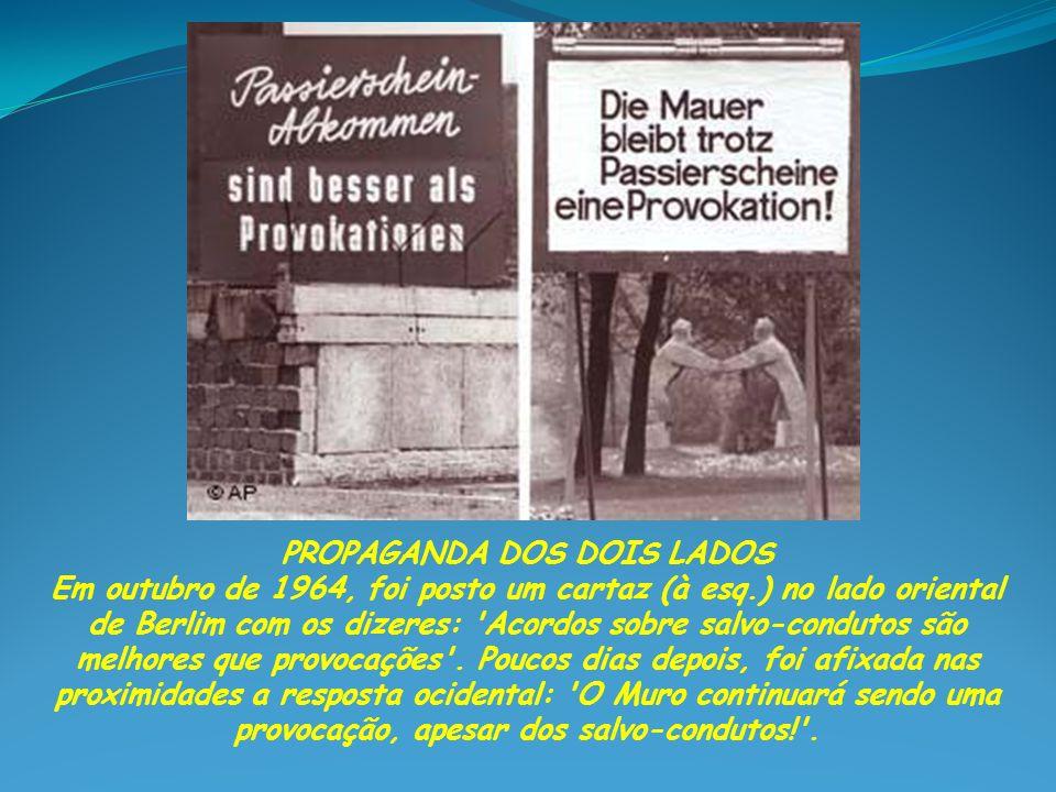 A FUGA COM UM BALÃO Na noite de 16 para 17 de setembro de 1979, duas famílias da Alemanha Oriental conseguiram uma fuga sensacional.