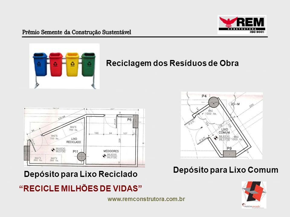 www.remconstrutora.com.br Arquitetura Ventilação e Iluminação Naturais