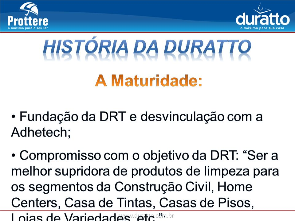 www.duratto.com.br FUNCIONAMENTO E EFEITO DO SELADOR