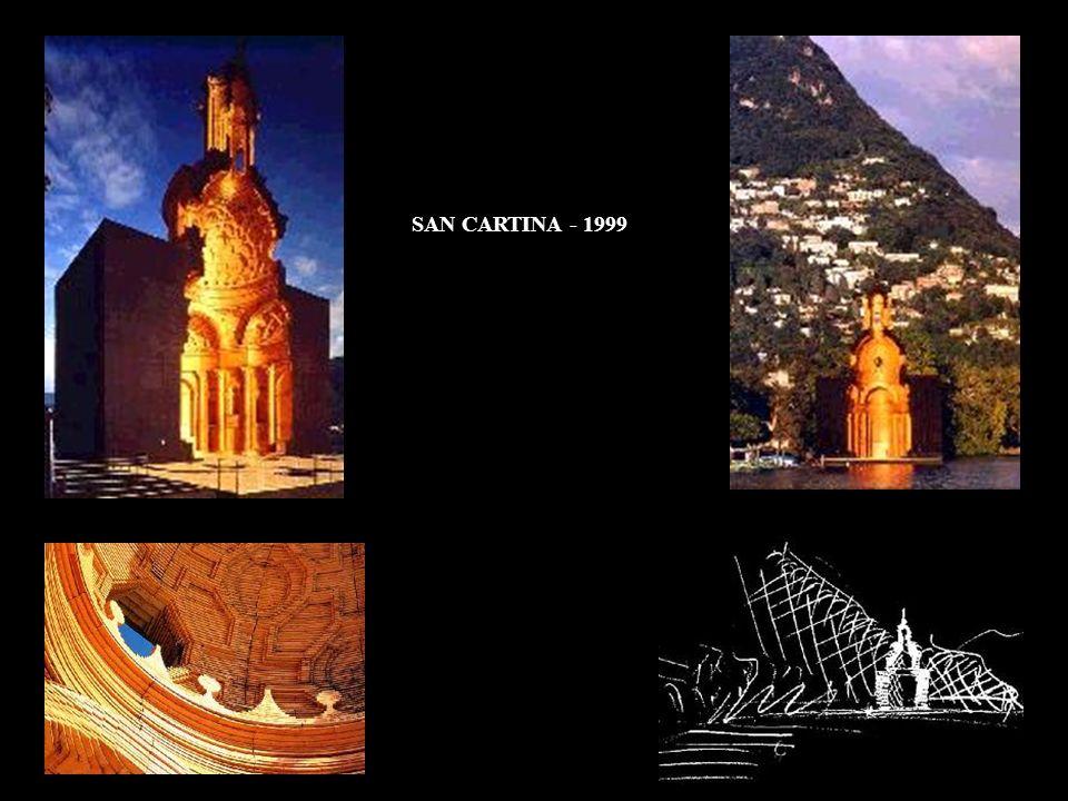 SAN CARTINA - 1999