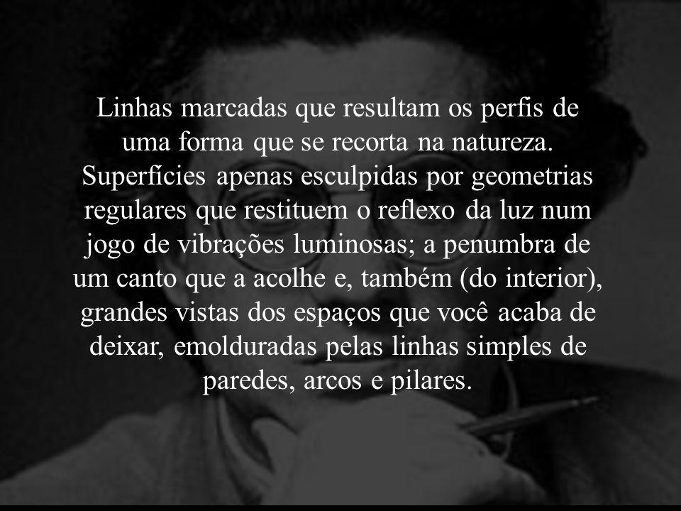 CHAPEL OF SANTA MARIA DE ALL ANGELI - MONTE TAMARO - TICINO PROJETO 1990, CONSTRUÇÃO 1996 ARQUITETURAS SOLIDAMENTE ANCORADAS NA TERRA DO TICINO, NA EXCEPCIONALIDADE DESSE LUGARES EM QUE AS SOMBRAS AMPLIADAS QUE A MONTANHA RECORTA NA PAISAGEM FAZEM COM QUE A LUZ SEJA ALGO PRECIOSO E INDISPENSÁVEL A VIDA.