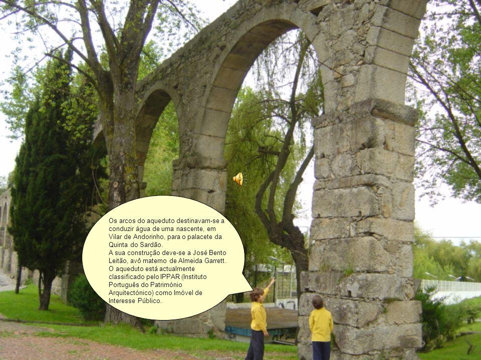 Aqui estão os Arcos do Sardão! Que giro!!