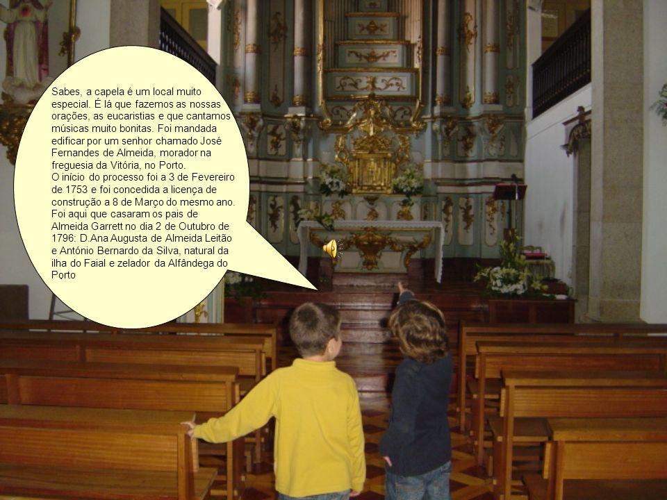 Aqui está a Nossa Senhora de Lourdes!!!