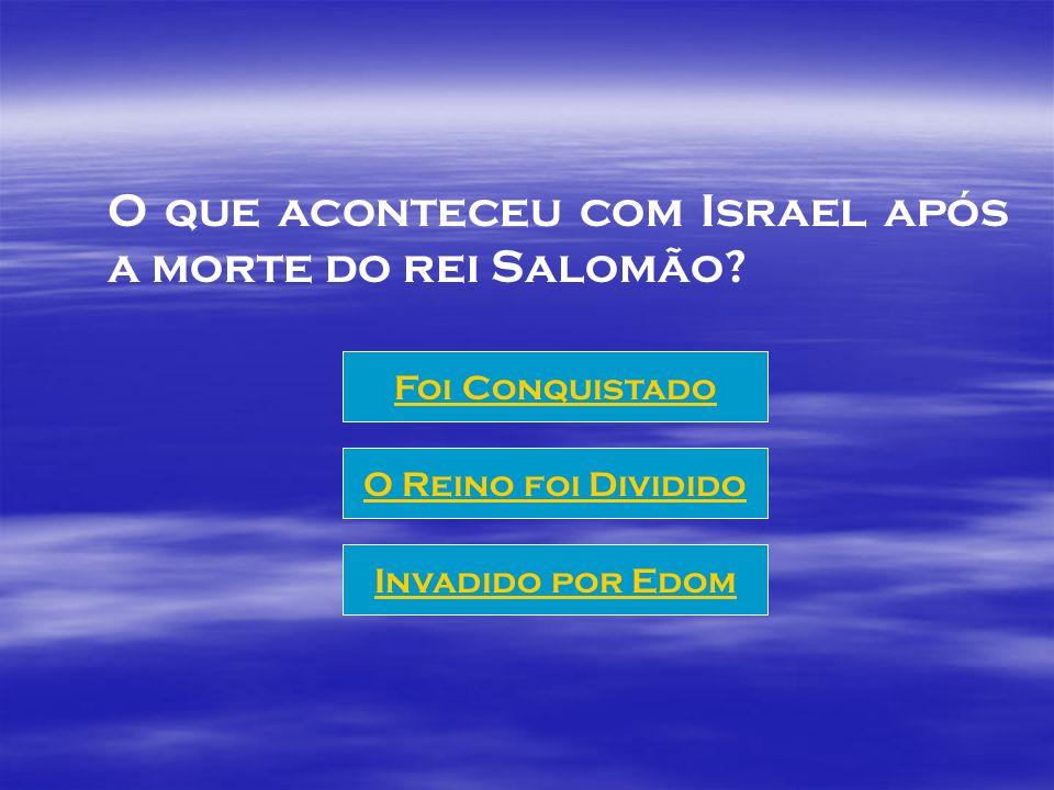 Quais Escritos Bíblicos são Creditados ao rei Salomão.