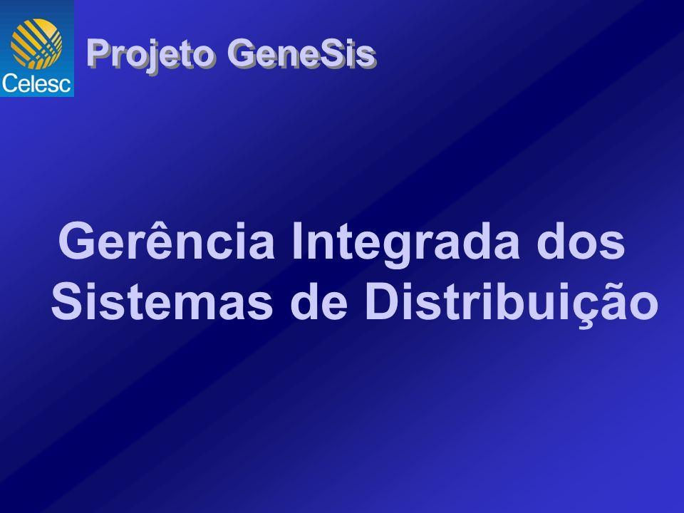 Gerência Integrada dos Sistemas de Distribuição Projeto GeneSis