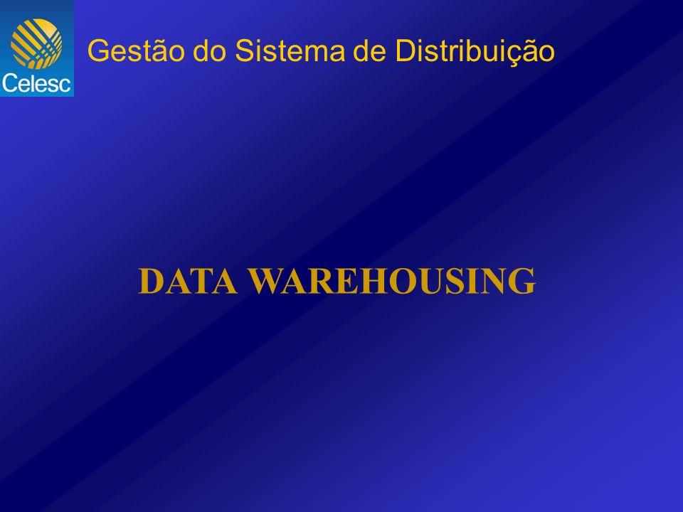 DATA WAREHOUSING Gestão do Sistema de Distribuição