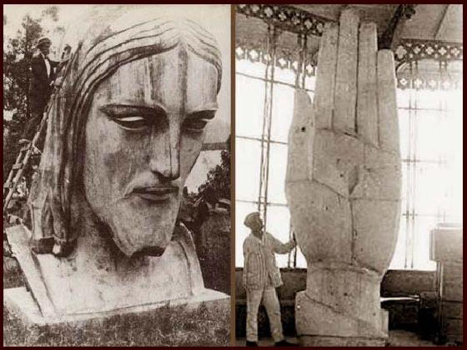Já está lá há mais de 80 anos, sendo a maior representação de Jesús realizada pelo homem, e é agora reconhecida como uma das Novas Sete Maravilhas do