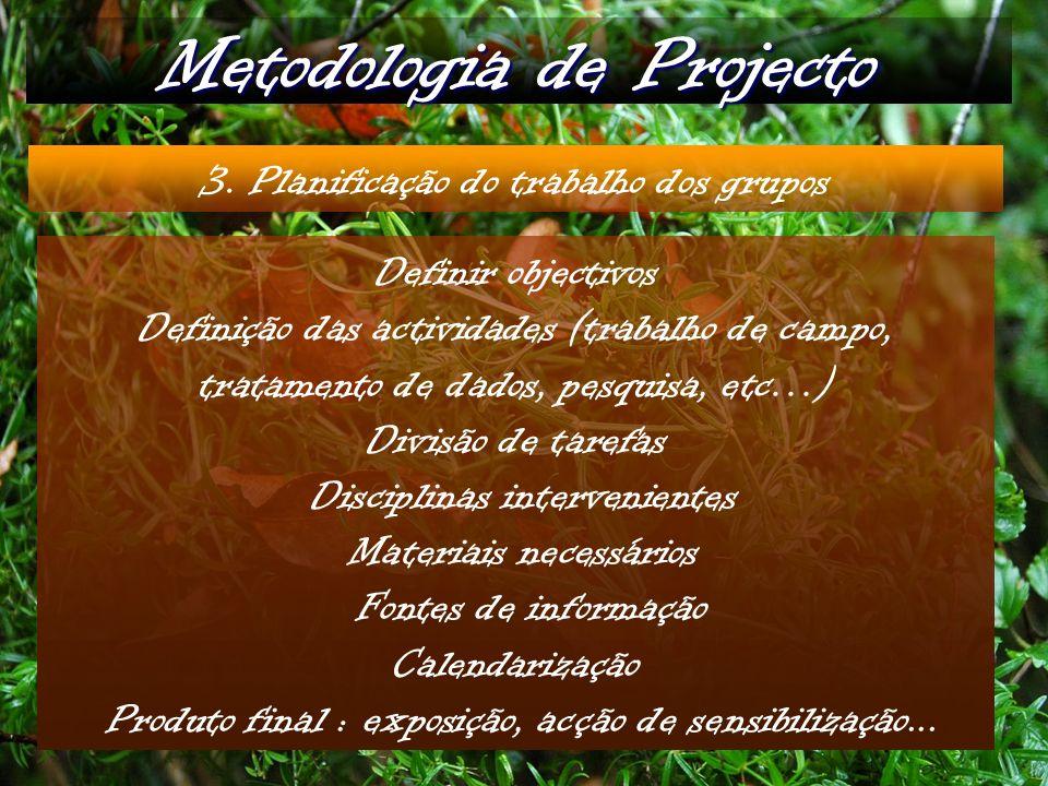 Metodologia de Projecto 3.