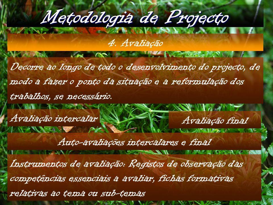 Metodologia de Projecto 4.