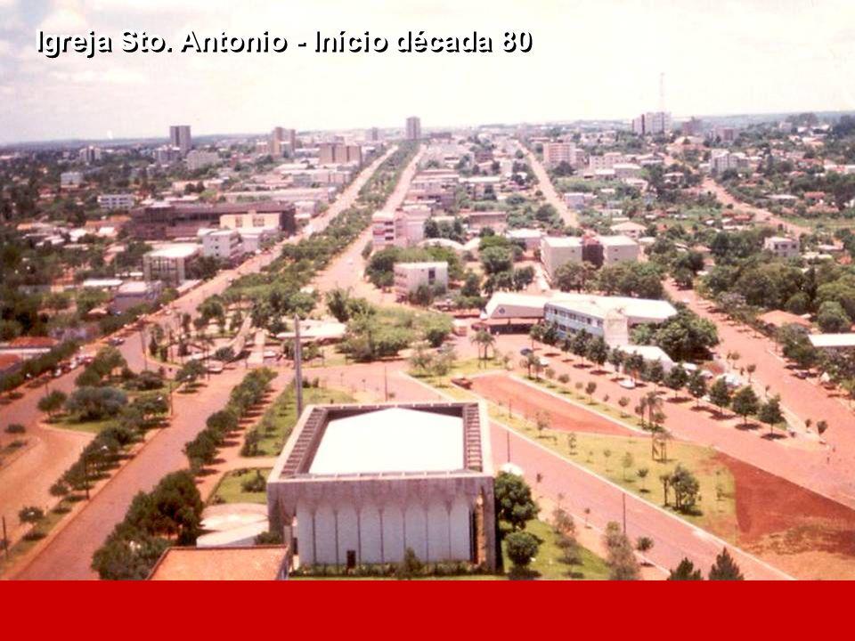 Centro Cultural Gilberto Mayer – Início década 80