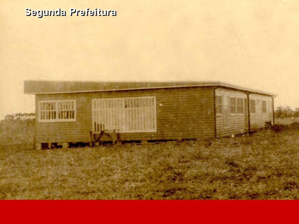 Igreja Sto. Antonio - Início década 80