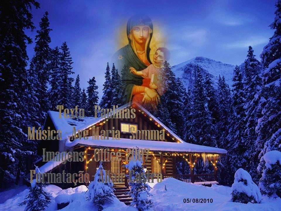 Porém, a antiga tradição propagou a invocação de Nossa Senhora das Neves celebrada em muitos lugares no dia 05 de agosto.