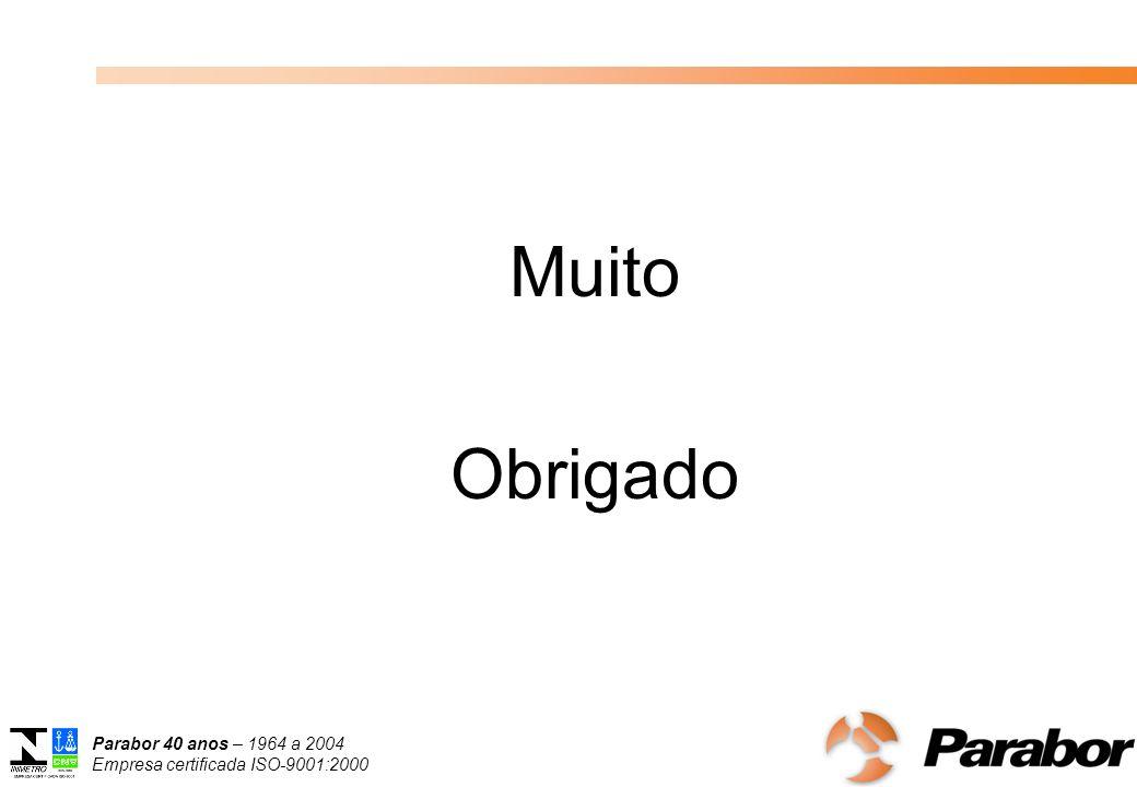 Parabor 40 anos – 1964 a 2004 Empresa certificada ISO-9001:2000 UTILIZAÇÃO DE LÁTEX DE BORRACHA NATURAL CENTRIGUGADO EM ASFALTOS PARA PAVIMENTAÇÃO ASFALTOS PARA PAVIMENTAÇÃO