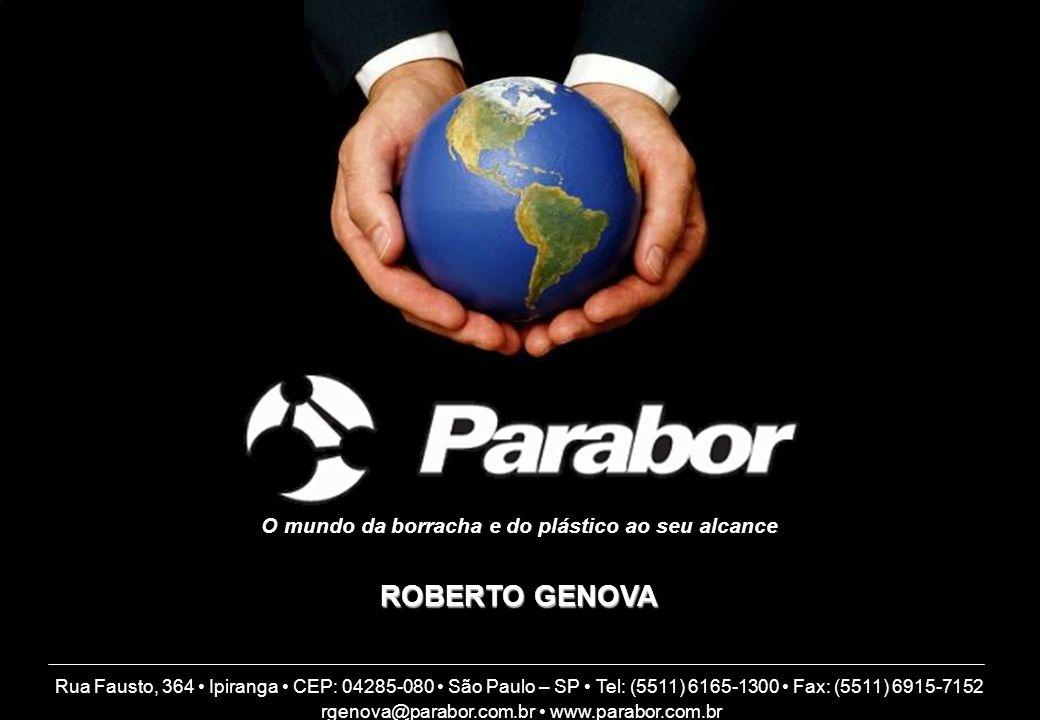 Parabor 40 anos – 1964 a 2004 Empresa certificada ISO-9001:2000 Muito Obrigado
