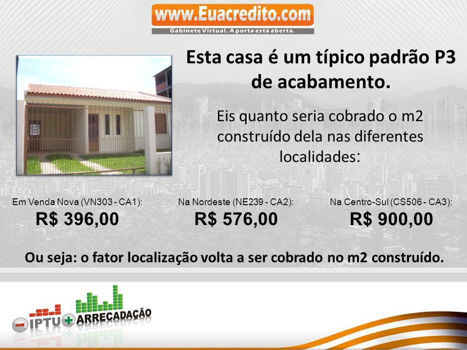 OS PROBLEMAS 3. Imóveis condominiais: Valor do terreno x valor unitário – o que for maior