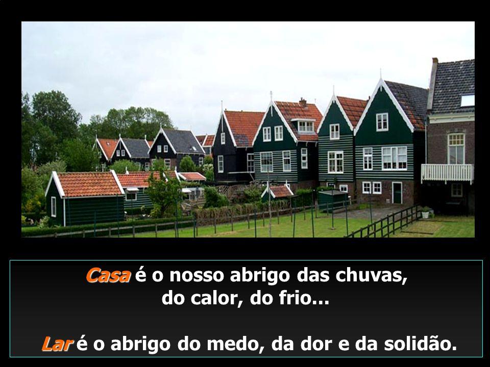 casa Se você ainda mora em uma casa, nós o (a) convidamos a transformá-la, lar com urgência, em um lar....