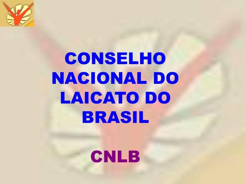 CONSELHO NACIONAL DO LAICATO DO BRASIL CNLB