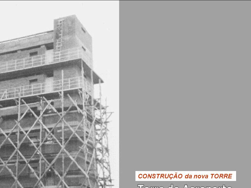 CONSTRUÇÃO da nova TORRE